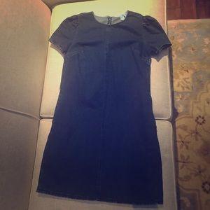Draper James Denim Shift Dress size 2